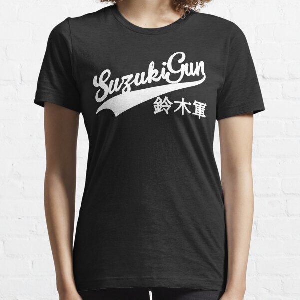 SUZUKI-DRY Camiseta esencial