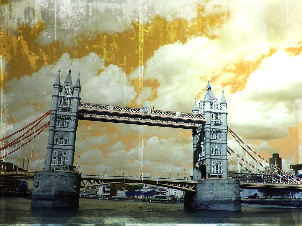 London Brdige in Style by Kyle Lord