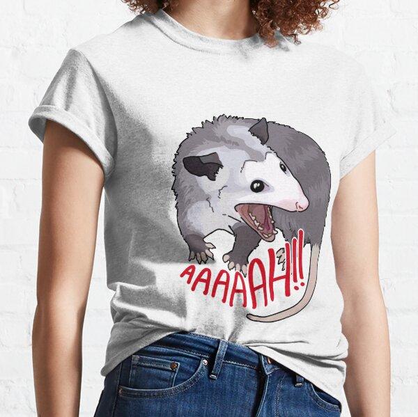 Possum scream at own ass Classic T-Shirt