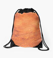 Red Earth Drawstring Bag