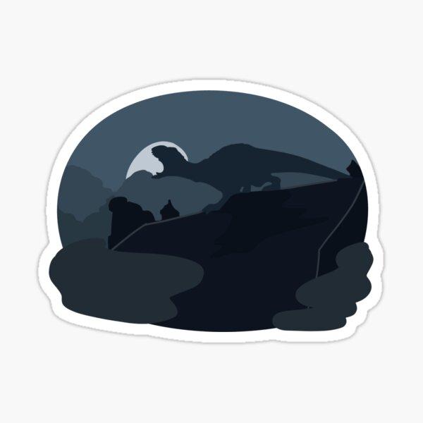 Indoraptor  Sticker
