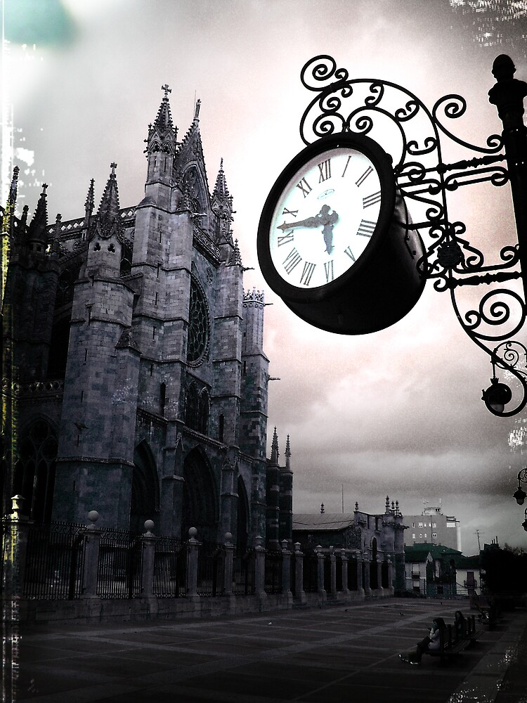 Gothic Church by Kyle Lord