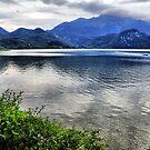 Lake Kochelsee Bavaria by Daidalos