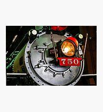 Engine 750 Photographic Print