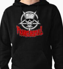 FrankenSkull -New Hellion Logo Pullover Hoodie
