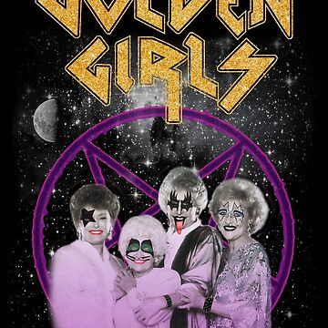 Golden Metal Girls by monpetitbambino