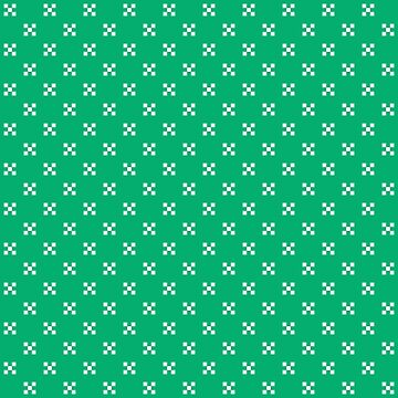 Simple Christmas Crosshatch Pattern by MightyOwlDesign