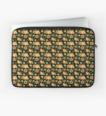 Pumpkins and Sunflowers Laptop Sleeve