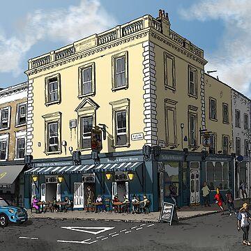 London Bar by matjackson