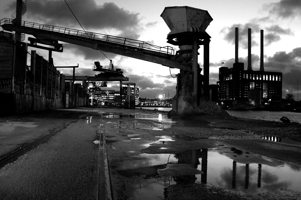 Harbour Front by Dennis Jørgensen