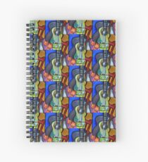 Waiting for You Spiral Notebook