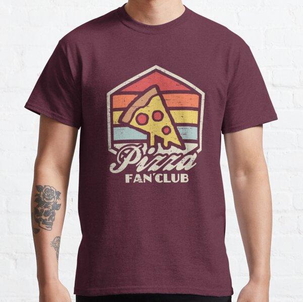 Pizza fan club  Classic T-Shirt