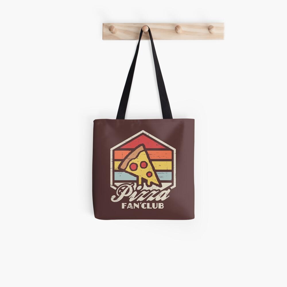 Pizza fan club  Tote Bag
