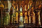 St John's Chapel, London by LudaNayvelt