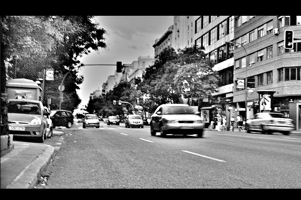 Calle de Goya by RMMPhoto