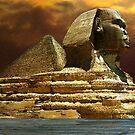 Sphinx Magic by David's Photoshop