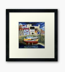 Aspects of East Neuk Framed Print