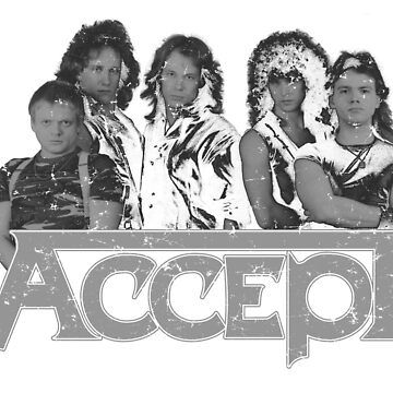 Accept (distressed) by A-Game