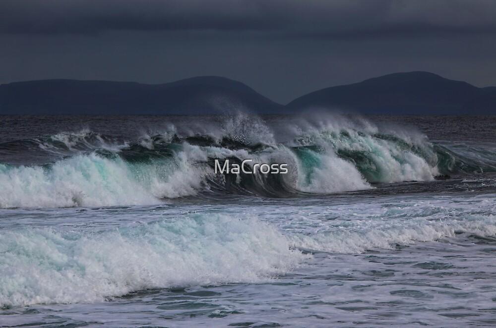 Pentland Firth, Caithness, Scotland by Martina Cross