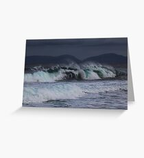 Pentland Firth, Caithness, Scotland Greeting Card