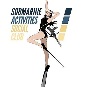 Social Club Combat Diver by MatthewCHRC