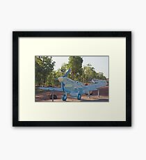 WWII STRAUSS Framed Print