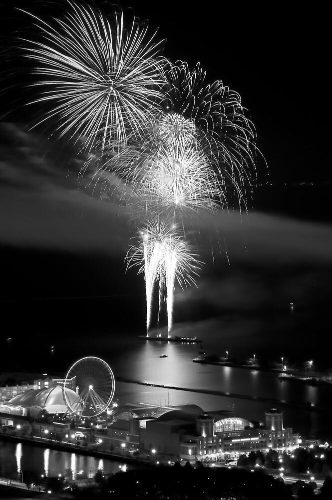 Naked Fireworks by jnhPhoto