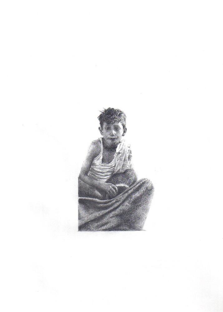 Jewish Boy by teaganburke