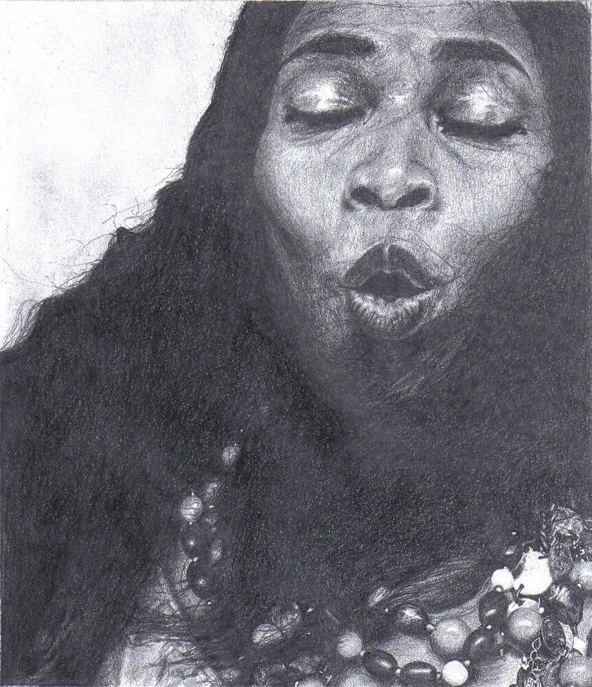 Marian Anderson by teaganburke