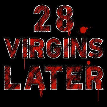 28 Virgins Later by simokava