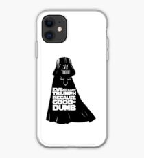 Dark Helmet - Fan art iPhone Case