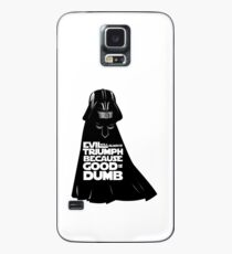 Dunkler Helm - Fan Art Hülle & Skin für Samsung Galaxy