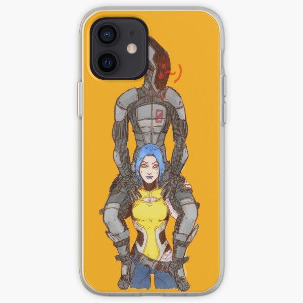 zero & maya iPhone Soft Case