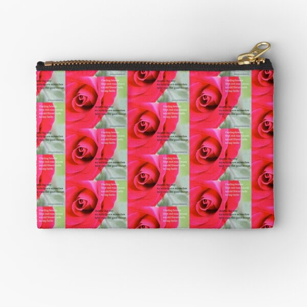 Hold On  Zipper Pouch