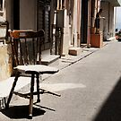 What Is It With Chairs And Sicilians by rorycobbe