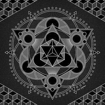 """""""June Mandala 2018"""", by Brock Springstead by springstead"""