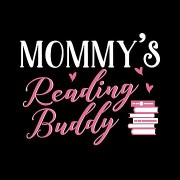 Mom Daughter Matching Reading T-shirts by KsuAnn
