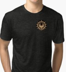 Battlestar Galactica Staff Shirt Tri-blend T-Shirt