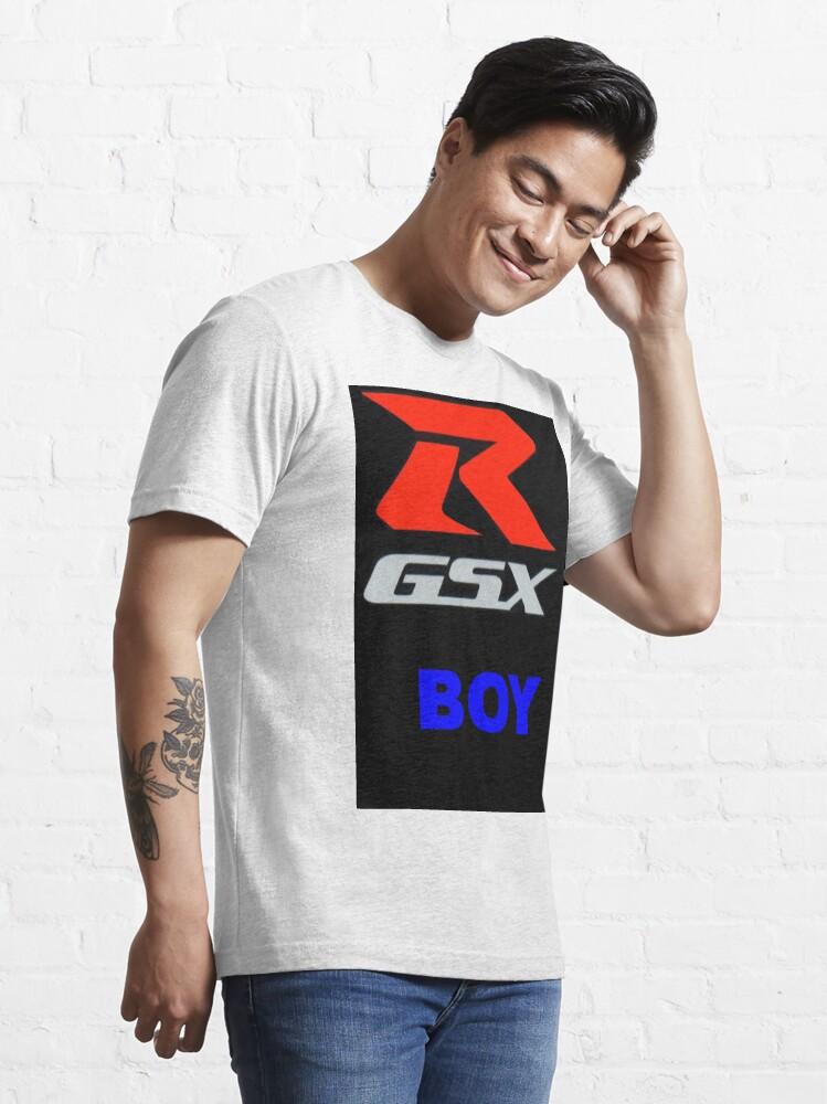 Alternate view of GIXXER BOY Essential T-Shirt