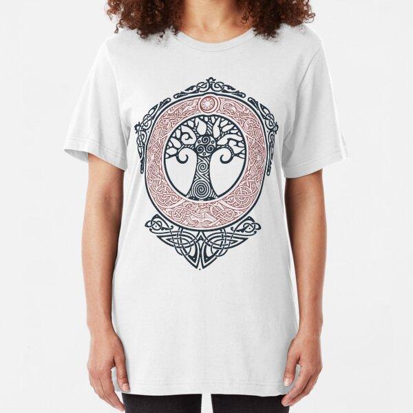 YGGDRASIL Slim Fit T-Shirt