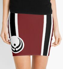 League of Assassins - Multi Print Mini Skirt