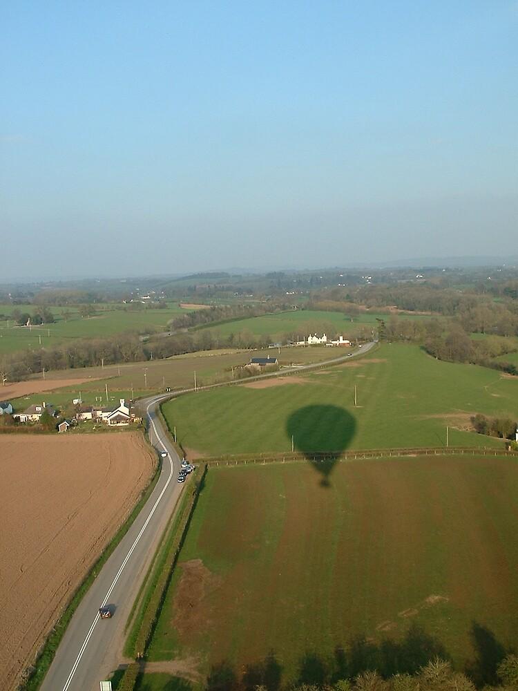 Ballon flight by MeJude