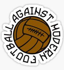 Against Modern Football Ultras Casuals Sticker
