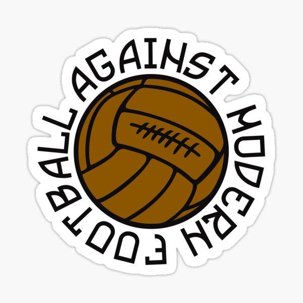 Contre le football moderne Ultras Casuals Sticker