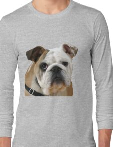 American Bulldog Background Removed T-Shirt