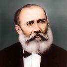 Adolfo Bezerra de Menezes Cavalcanti  by Fernando Ribeiro  Colorization