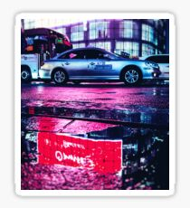 Reflected View Sticker