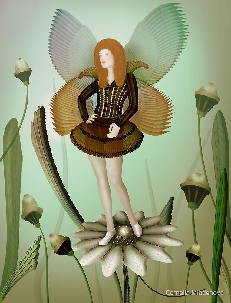 Tired of Flying by Cornelia Mladenova