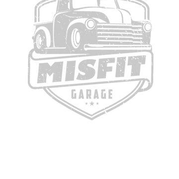 Misfit Garage big block V8 truck by ryanturnley