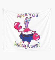 mr krabs Tapestry